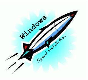 Speed Installation windows7